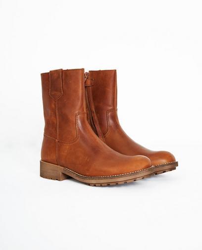 Bruine laarzen